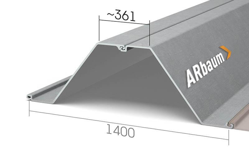 Шпунт Ларсена AZ 28-700