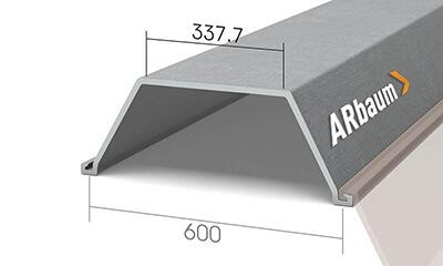 Шпунт Ларсена VL606