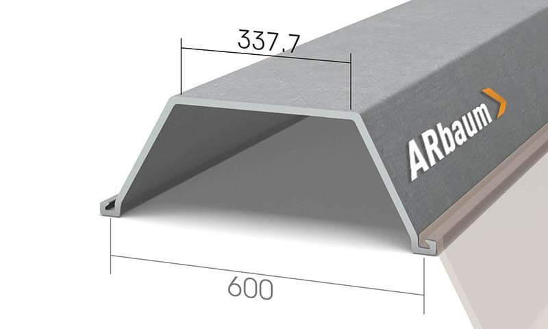 Шпунт Ларсена VL606A