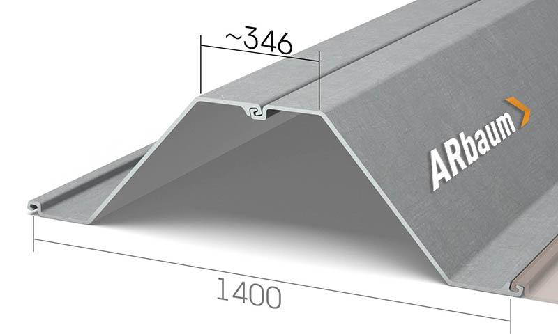 шпунт AZ 18-700