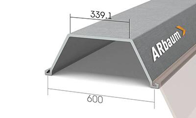 Шпунт VL606